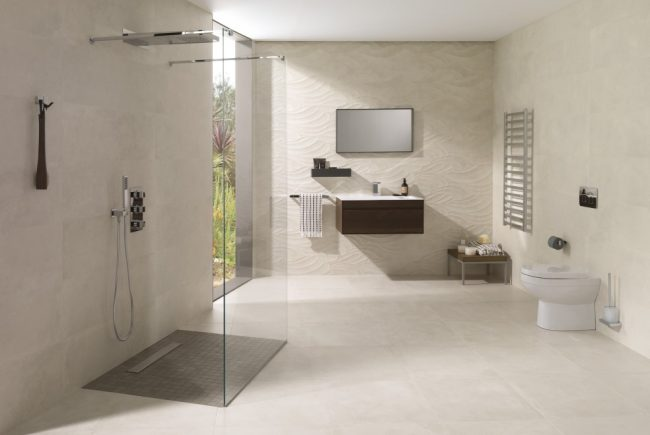 porcelanosa essentials collection
