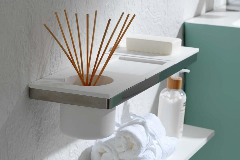 Finishing touches that make all the difference | Beautiful bathroom accessories