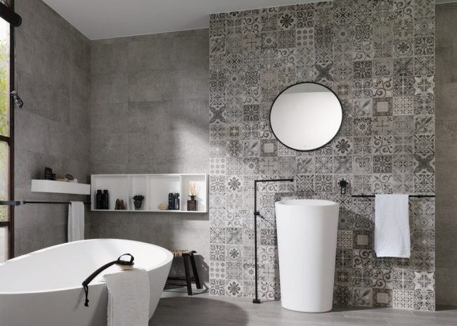 patterend tile sale surrey tiles