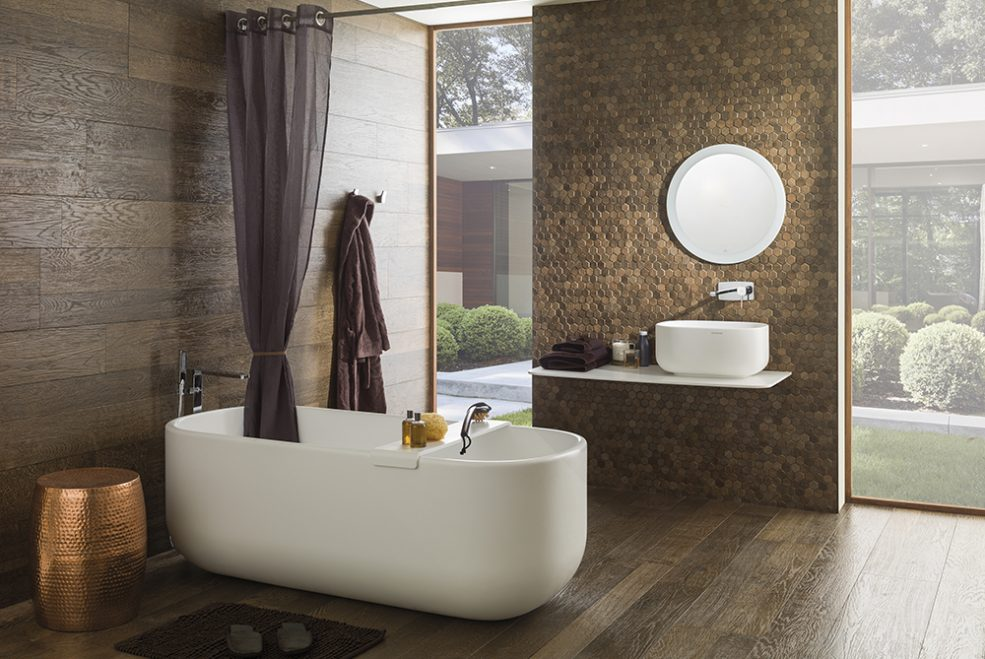 40% off Sale Now On. Save on beautiful tile and bathroom design in our Woking showroom