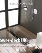 Butech Shower Deck System