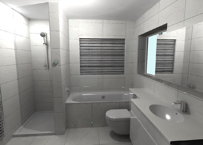 bathroom planning service surrey tiles 1