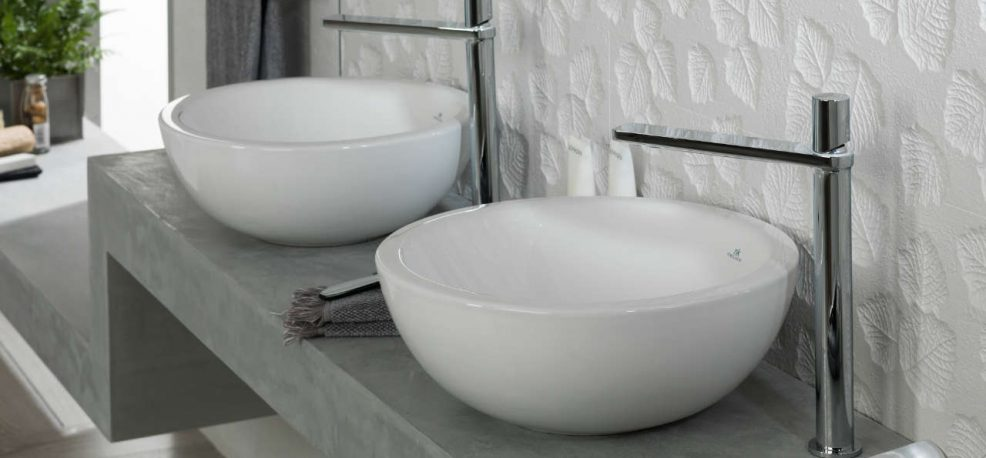 Delve into the modern wash basin designs of Porcelanosa | Beautiful designs for every taste