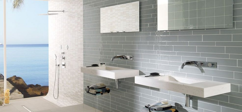 See some of the latest tile collections now on display in our Woking showroom