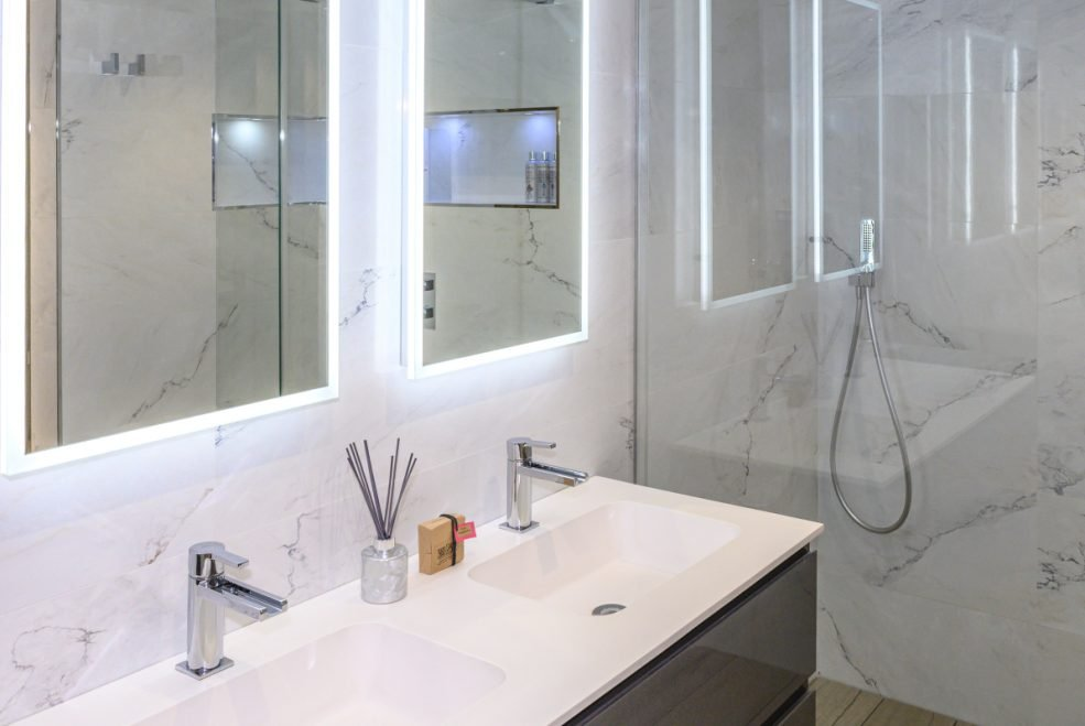 bathroom design at surrey tiles