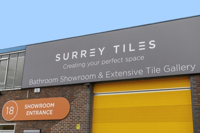 surrey tiles in woking