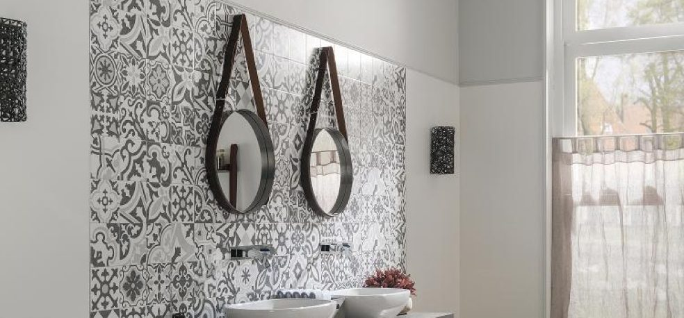 Bathroom Tile Combinations | Inspiration for your perfect floor and wall tile pairings