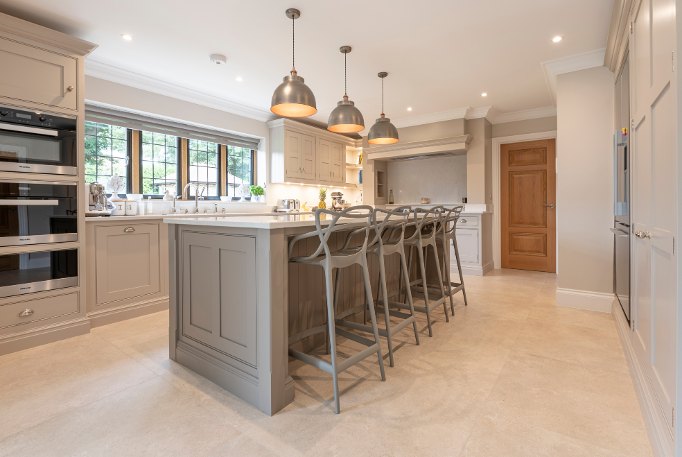 guildford kitchen with surrey tiles products