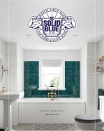 BC Designs Solid Blue Bath Range