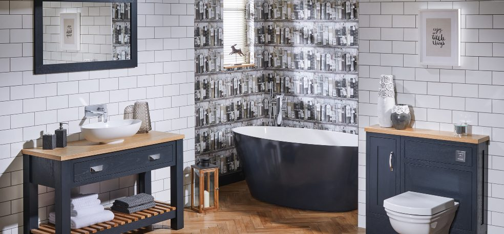 Bespoke bathroom furniture from Vanity Hall. We pick six different looks to inspire your own design