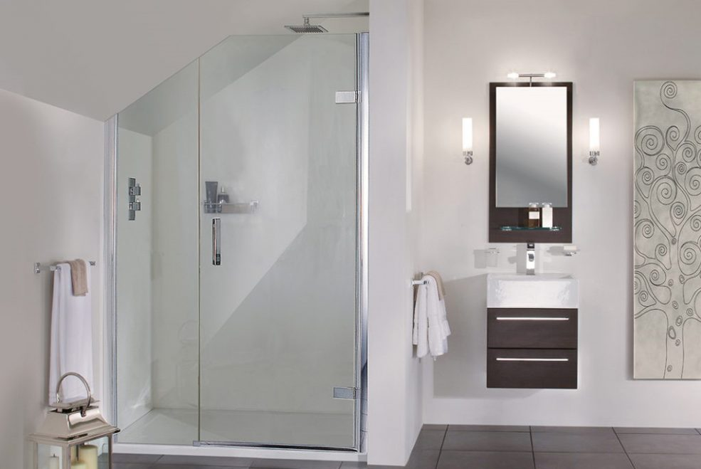 made to measure showers ideas