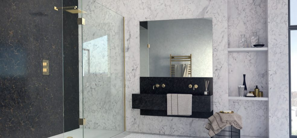 Shower design ideas   Discover shower enclosure & tray ideas perfect for any space