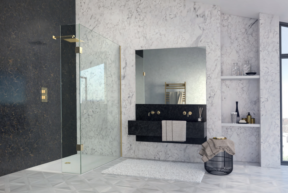 Shower design ideas | Discover shower enclosure & tray ideas perfect for any space